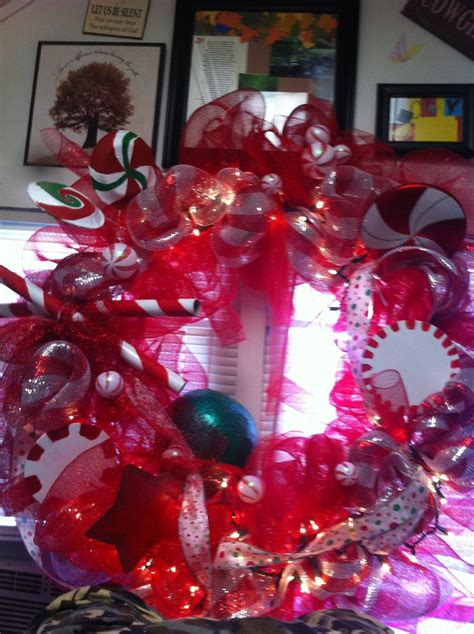 christmas wreath arts and crafts pinterest