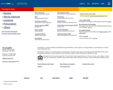 housing link housing link 28 images housinglink cities housing authority waiting list wisata