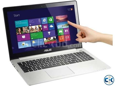Asus Laptop Touch Price asus s400c laptop w touch screen display clickbd