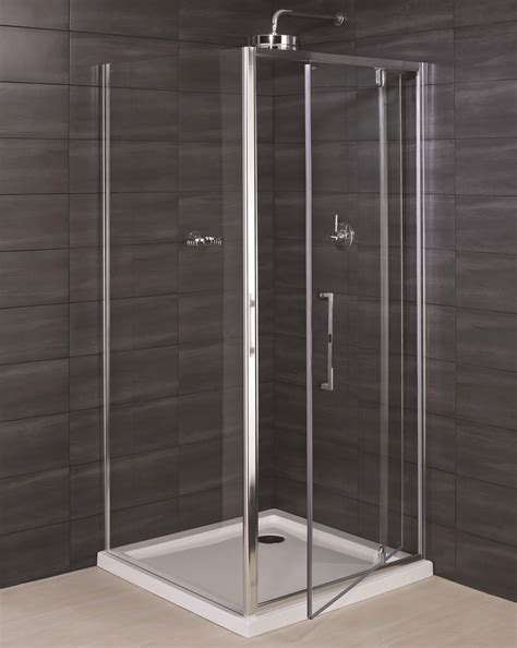 pivot door shower enclosure rak deluxe 8 pivot shower enclosure door 900mm rak8piv900