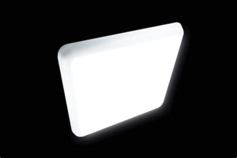 square slimline ceiling and wall light 12w 4000k 1056lm