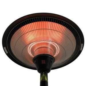 best electric patio heater best electric patio heaters infrared outdoor heaters