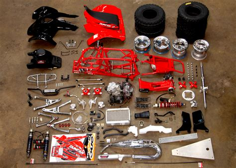 Honda 250r Parts Quads Andy S World Of Moto