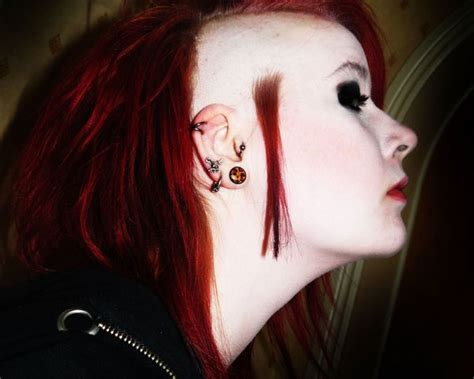 womens hair shaved just above ears 9 unique and easy to grab shaved hairstyle for women