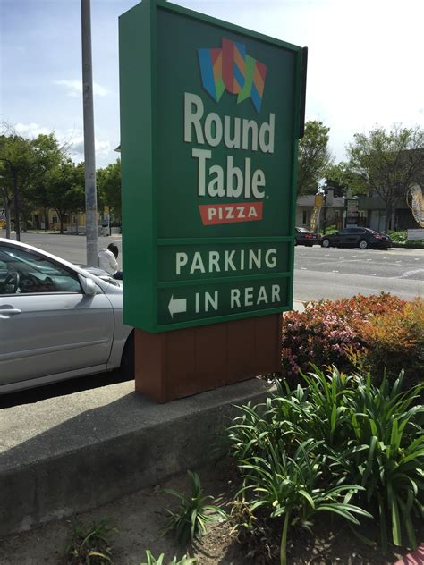Table Pizza Fremont Ca Amcoe Sign Company