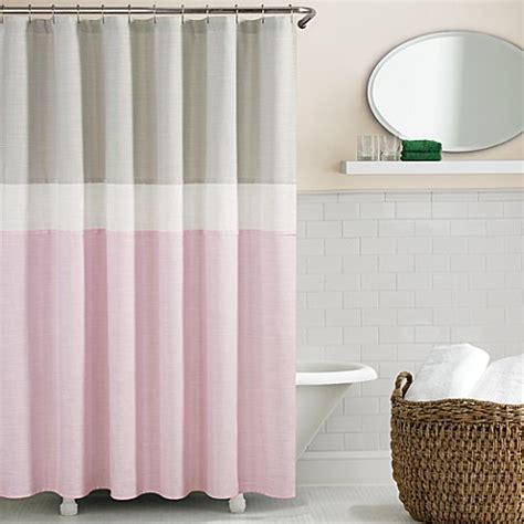 kate spade shower curtain sandpiper kate spade spring street shower curtain in grey bed bath