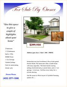 For Sale By Owner Templates by For Sale By Owner Template Thebridgesummit Co
