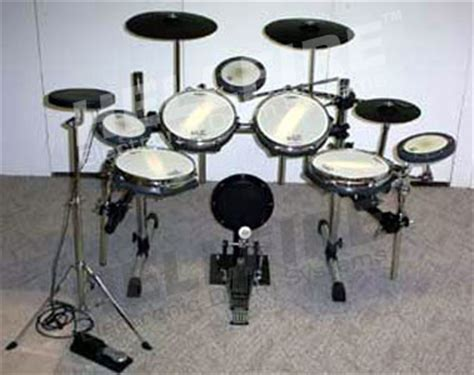 Diy Electronic Drum Rack by Hellfire Electronic Drum Systems Edrum Kit 5 Is Now In