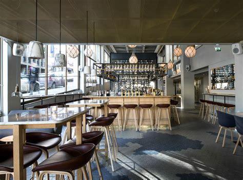 bronda restaurant decor inspired  scandinavian sea coast