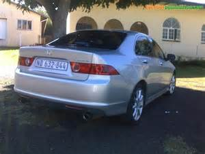 Honda Accord Used Cars For Sale In South Africa 2006 Honda Accord 2 4 Executive Used Car For Sale In