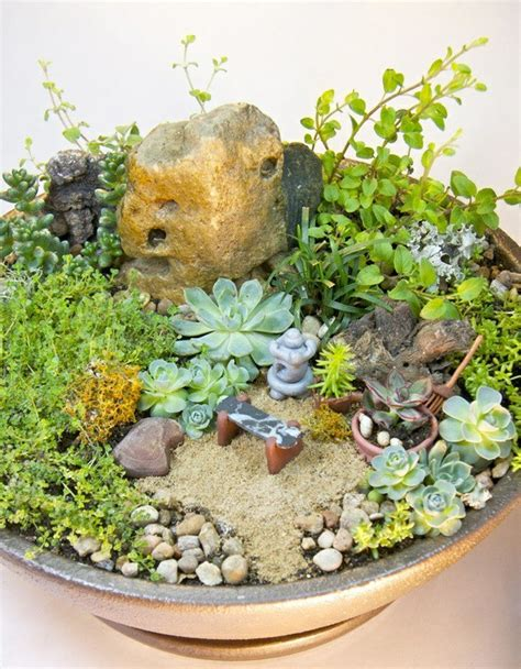 zen garten pflanzen mini zen garden create a mini oasis at home fresh