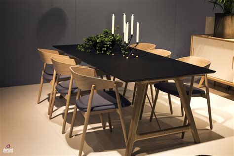 black wood dining room table a natural upgrade 25 wooden tables to brighten your
