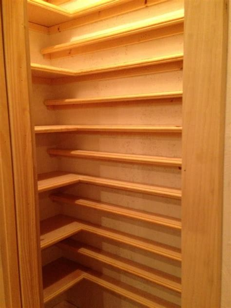 pantry shelf heights smart pantry shelving layout you could make deeper