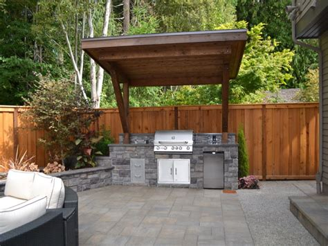 unique patio covers outdoor kitchen designs outdoor patio