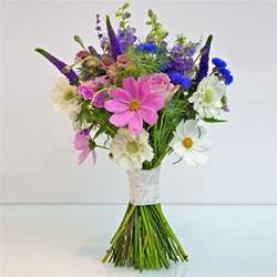 Bridal Flower Bouquets, A Gallery of beautiful