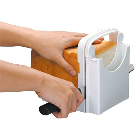 Best Design For Small Kitchen by The Best Bread Slicer For Homemade Bread A Bread Slicer