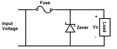 zener diode overvoltage protection how to build an overvoltage protection circuit
