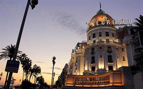 nice france  negresco hotel celebrates  years