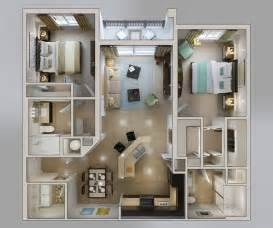 2 bedroom apartments floor plans 2 bedroom apartment house plans smiuchin