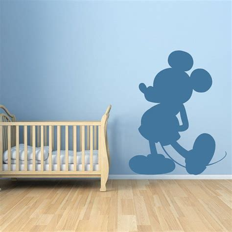 mickey mouse bedroom stickers 17 best ideas about mickey mouse wall decals on pinterest