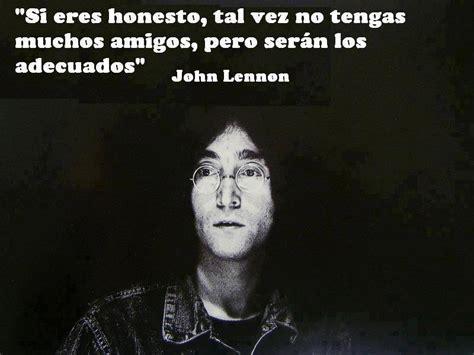 imagenes de pensamientos de john lennon john lennon frases y citas celebres