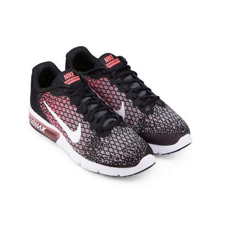 Nike Air Max Sequent 2 Black 852461005 1 nike air max sequent 2 blanc nike chaussures de running