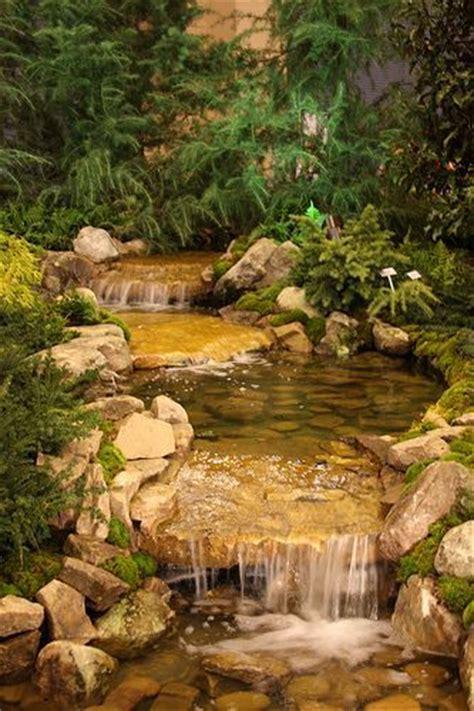 amazing backyard streamwaterfall waterfalls backyard