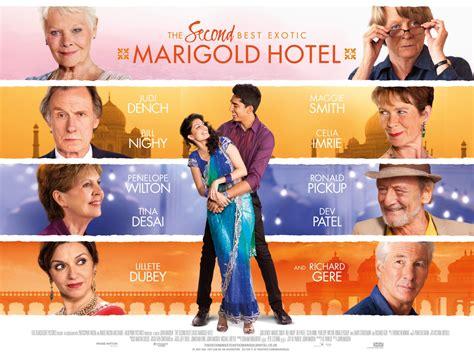 best marigold hotel the second best marigold hotel 2015