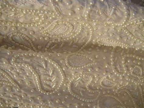 beading textiles silk fabric beaded textiles