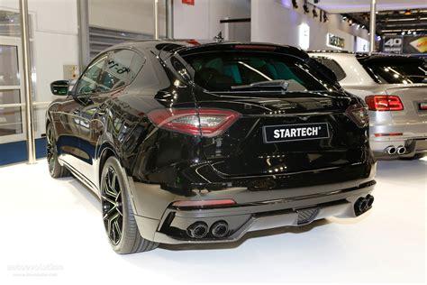 Auto Tuning Frankfurt by Startech Brings Opulently Tuned Suvs To The 2017 Frankfurt