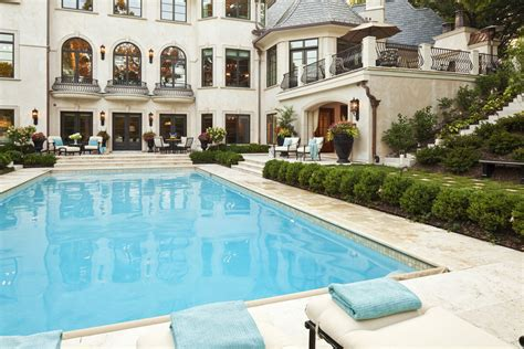 Award Winning Home Gets Ready For Summer Big Backyard Pools