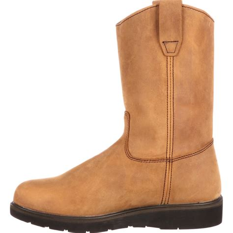 boots farm and ranch boot farm ranch wellington work boots g4432