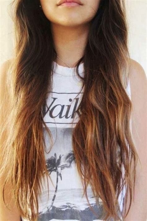 hairstyles for long straight hair tumblr 17 inspiradores peinados con pelo largo cut paste