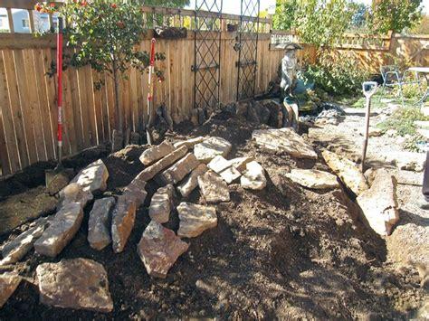 how to create a rock garden mnn nature network