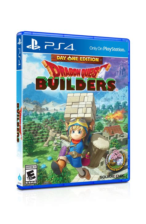 Ps4 Quest Builder Region 2 Eur ufficiale quest saga dq builders dq heroes ii e dq viii 3ds disponibili eu dqxi