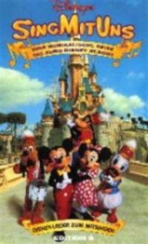 Disney Cing Cabins by Duckfilm De Ver 246 Ffentlichungen Sing Mit Uns 8