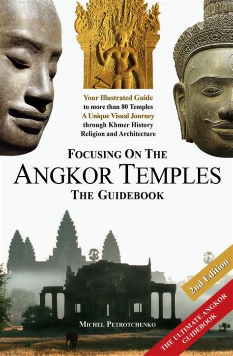 essential siem reap the must carry guide to the city and temples of angkor books the best angkor guidebook is focusing on the angkor temples