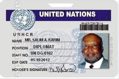 diplomatic id card template scolice scammer messages database scolice