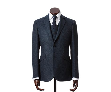 Dress Martin Navy s tweed suits buy wool suits for