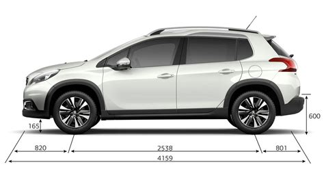 peugeot 2008 crossover peugeot 2008 suv technical information peugeot uk