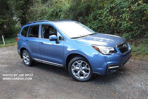 subaru forester 2017 quartz blue 2017 subaru forester exterior photo page 1