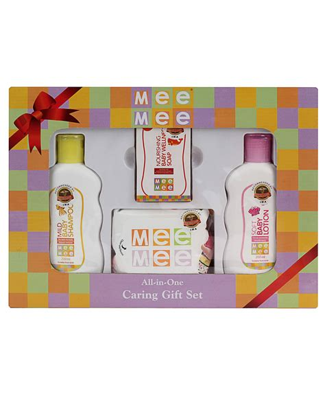 Nail Clipper Dodo mee mee all in one caring gift set