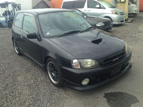 Toyota Starlet Glanza V Turbo For Sale Toyota Starlet Glanza V Turbo 1997 Used For Sale