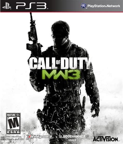 Call Of Duty 51 call of duty modern warfare 3 playstation 3