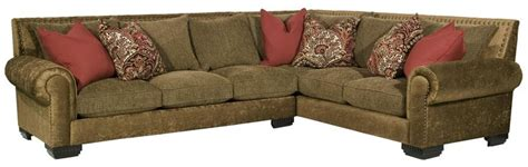 robert michael couch jackson ii traditional styled sectional sofa by robert