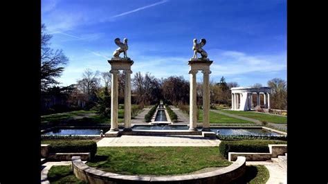 untermyer gardens haunted secret gardens  yonkers ny
