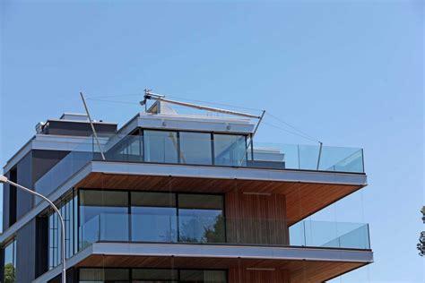 sonnensegel aus segeltuch exklusiver sonnenschutz terrasse aus segeltuch