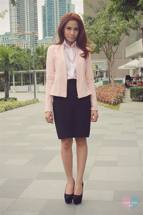 How To: Interview #OOTD   love chic