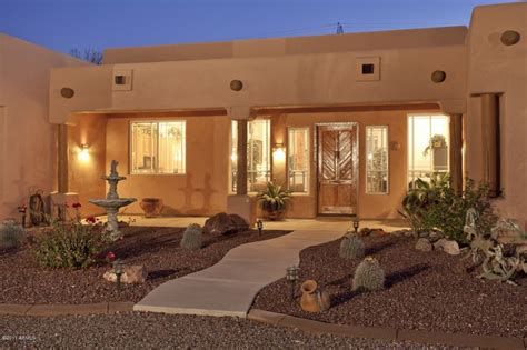 santa fe style homes are my favorite i like arizona