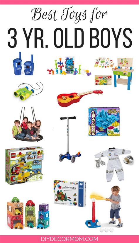 gifts for 3 year old boys 2018 toys for 3 year boys they re guaranteed to